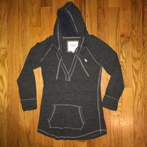 Abercrombie Hooded Tunic